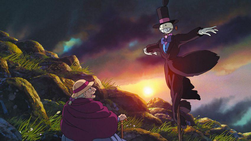 Miyazaki e  Shinkai hanno reinventato l'animazione
